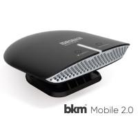 Idrobase BKM Mobile 2.0 légtisztító és légfertőtlenítő gép