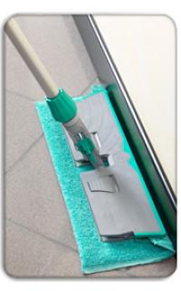 Padló és üvegtisztítás