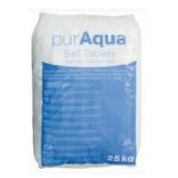PurAqua vízlágyító só 25kg