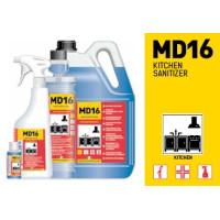 MD16 konyhai tisztítószer