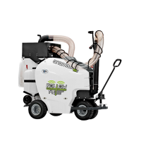 TSM Ariamatic 240 Városi elektromos hulladékfelszívó takarítógép