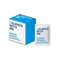 Always with me - Alkoholos kézhigienizáló gél 3ml