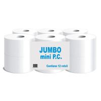 Nagytekercses mintás toalettpapír